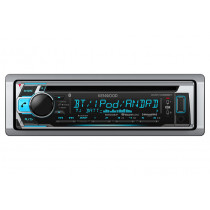 Kenwood KMR-D368BT AM/FM/CD Bluetooth Marine Stereo