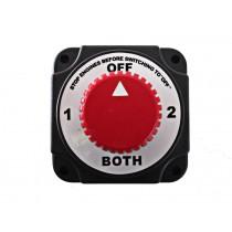 Dual Battery Isolator Switch 12V