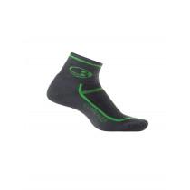 Icebreaker Mens Merino Multisport Light Mini Socks Oil/Turf