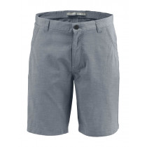 Icebreaker Mens Merino Hybrid Escape Shorts Fathom Heather