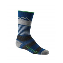 Icebreaker Kids Lifestyle Ultra Light Merino Socks Mt Cook Largo Heather XXL