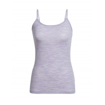 Icebreaker Womens Merino Siren Cami Silk Heather