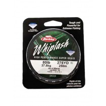 Berkley Whiplash Super Braid Green 250m 80lb
