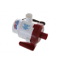 Rule 3700 GPH General Purpose Washdown/Livewell Pump 12V