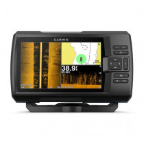 """Garmin STRIKER Plus 7sv 7"""" CHIRP Fishfinder with GPS and ClearVu and CV52HW-TM Transducer"""