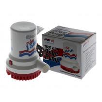 Rule Submersible Bilge Pump 1500GPH 12v