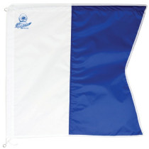 Pro-Dive Alpha Dive Flag Large 1x1m