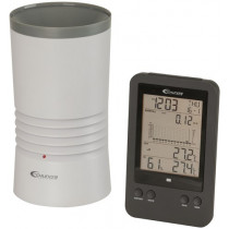 Digitech Digital Rain Gauge with Temperature