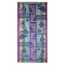 Holiday Terry Cotton Beach Towel 75 x 150 cm