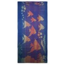 Seaworld Terry Cotton Beach Towel 75 x 150 cm