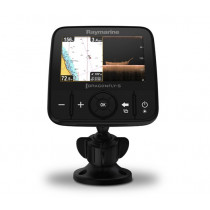 Raymarine Dragonfly 5 Pro Fishfinder/Chartplotter with DownVision and Wi-Fi Unit Only