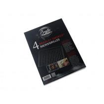 Bradley Stainless Smoking Racks 4 Pack