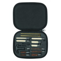 Allen Compact Cleaning Kit for .22 to .45 Calibre Handgun