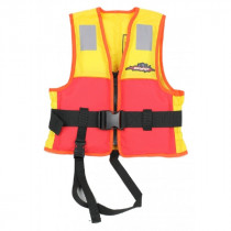 Menace Hercules Level 50 Life Jacket Red/Yellow Child