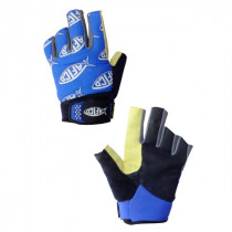 AFTCO Short Pump Long Range Braid Fishing Gloves XL