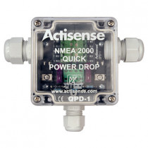 Actisense QPD-1 NMEA2000 Fused Power Tap