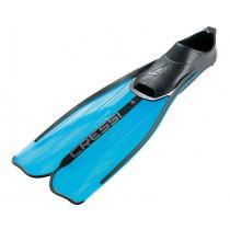 Cressi Rondinella Full Foot Fins Aquamarine