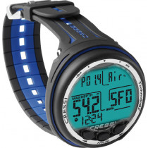 Cressi Giotto Dive Computer Black/Blue