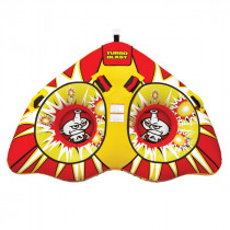 Airhead Turbo Blast 2-Rider Sea Biscuit