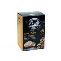 Bradley Smoker Flavoured Bisquettes 48 Pack - Alder