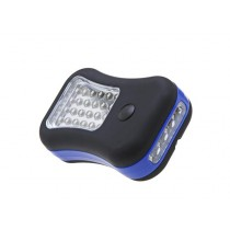 Anglers Mate LED Work Light and Torch 24 + 4 LEDs