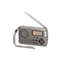 Digitech Multiband FM/MW/SW Pocket Radio