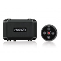 Fusion MS-BB100 Marine Black Box Entertainment System Package with 6'' Speakers