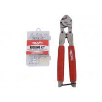 Boone Deluxe Crimpers and 335-Piece Rigging Kit