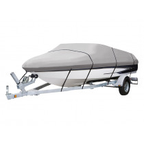 Deluxe Trailable Boat Cover 17-19ft