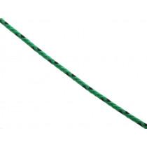 Donaghys Superspeed Cruising Braid Rope 4mm x 1m Green/Black Fleck