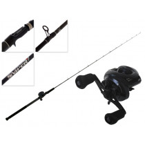 Shimano Chronarch 150G XG Ci4+ and Sniper Slow Jigging Combo 6ft 6in 5-10kg 1pc