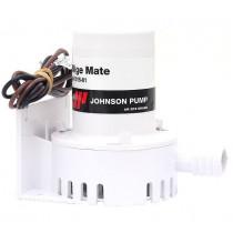 Johnson Bilge Mate Submersible Bilge Pump 12V 400 GPH