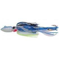 Berkley Squiddo Slow Jig 1oz Blue Pepper Neon