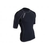 Aropec Compression Mens Short Sleeve Top XL