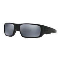 Oakley Crankshaft Black Iridium Sunglasses