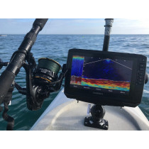 RAILBLAZA Large Fishfinder Mount with StarPort HD