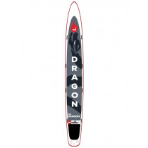 Red Paddle Co 2018 Dragon Inflatable Stand Up Paddle Board 22ft