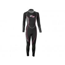 Aropec Streamline Full Body Womens Wetsuit 3mm