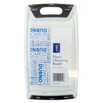 Durno Plastic Chopping Board 37x20cm