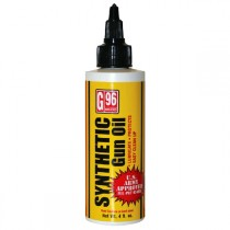 G96 Synthetic CLP Gun Oil 4fl oz