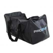 Pro-Dive Ripstop Vinyl Dive Gear Bag Black 100L
