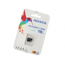 ADATA Micro SD Card 16gb Turbo Class 10 for Cameras