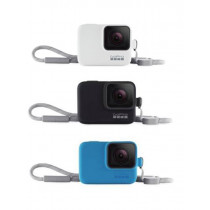 GoPro Premium Silicone Camera Case with Lanyard