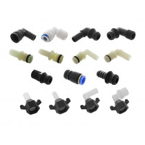 Seaflo Pump Hose Fittings and Connectors