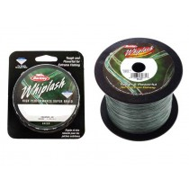 Berkley Whiplash High Performance Super Braid Green