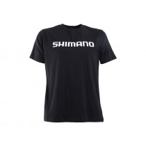 Shimano Corporate T-Shirt Black Large