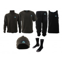 Game Hunter 6pc Fleece Clothing Pack 2XL