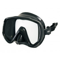 Aropec Big Vision Double Silicone Mask Black