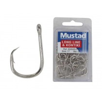 Mustad Tainawa Longline and Kontiki Hooks Value Pack