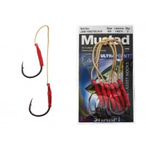 Mustad Double Jig Assist Rig with Braid